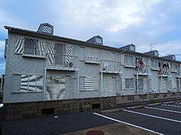 エントピア新井[102号室]の外観