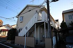 シャトル富士見[1階]の外観