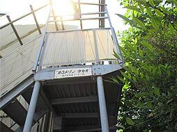東京都品川区中延1丁目の賃貸アパートの外観