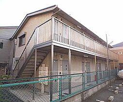 京都府京都市下京区雁金町の賃貸アパートの外観
