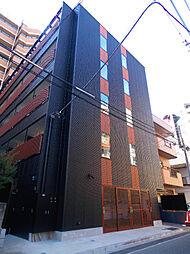 CROSS COURT NAMIKI[4階]の外観