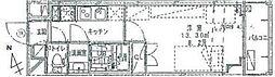 リライア東武練馬[3階]の間取り