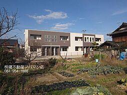 広島県福山市手城町2の賃貸アパートの外観