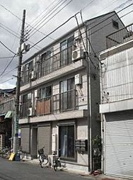 東京都江戸川区北小岩8丁目の賃貸アパートの外観