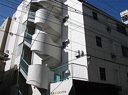 西荻ユニオンビル[401号室]の外観