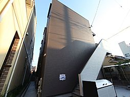 愛知県名古屋市熱田区南一番町の賃貸アパートの外観