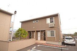 D-HOUSE B棟[2階]の外観