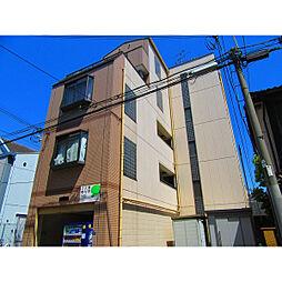 姫島ハイツ[203号室]の外観