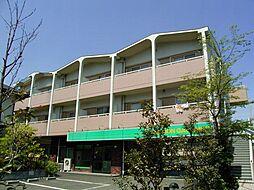 ハイツレインボー[2階]の外観