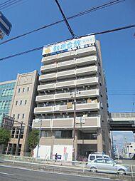 グロー駒川中野[8階]の外観