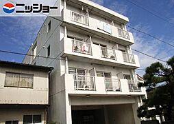 アイリス35[2階]の外観