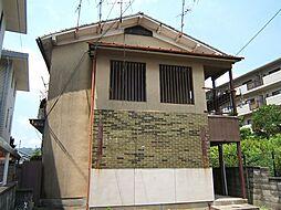 京都府京都市伏見区醍醐西大路町の賃貸アパートの外観