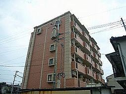 アンソレイエ[2階]の外観