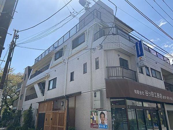 パークサイド・ヤツダ[301号室]の外観