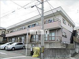 愛知県岡崎市竜美旭町の賃貸マンションの外観