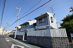 サニーハイツ道明寺[2階]の外観