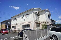 福岡県福岡市南区塩原1丁目の賃貸アパートの外観