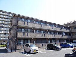 埼玉県坂戸市薬師町の賃貸アパートの外観
