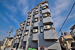 エムロード駒川[4階]の外観