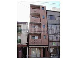 京都府京都市上京区大原口町の賃貸マンションの外観