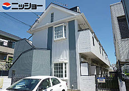 タウンコート丸山[1階]の外観