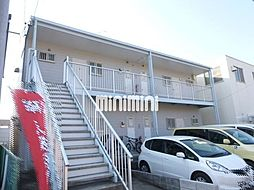 愛知県小牧市中央4丁目の賃貸マンションの外観