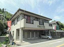 KMハイツI[1階]の外観