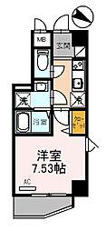 (仮)D-Room東高砂[4階]の間取り