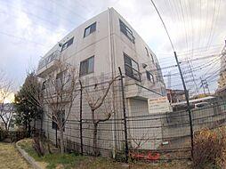 兵庫県伊丹市西野6丁目の賃貸マンションの外観