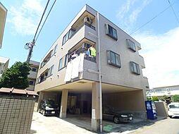 東豊マンション[1階]の外観