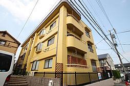 リバティー川本[2階]の外観