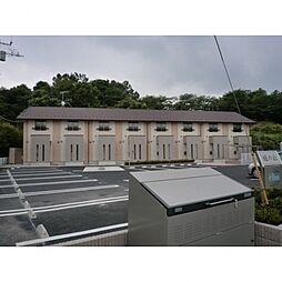 [テラスハウス] 茨城県笠間市稲田 の賃貸【/】の外観