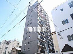 Scudetto Matsubara[2階]の外観
