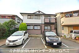 大阪府枚方市長尾元町5丁目の賃貸アパートの外観