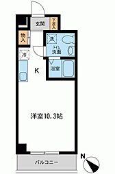 アーバンパーク新横浜[0606号室]の間取り
