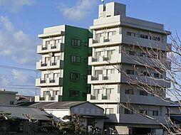リバービュー田宮[602号室]の外観