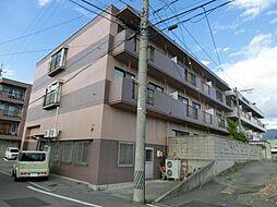 長野県松本市村井町北1丁目の賃貸マンションの外観
