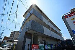 愛知県名古屋市中村区並木2の賃貸マンションの外観