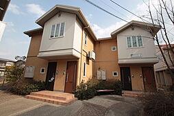 広島県広島市東区矢賀3丁目の賃貸アパートの外観