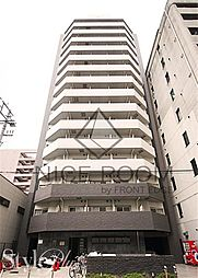 アドバンス心斎橋グランガーデン[8階]の外観