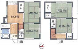 新秋津駅 6.7万円