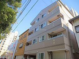 兵庫県神戸市兵庫区大開通6丁目の賃貸マンションの外観