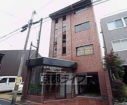 京都府京都市下京区高辻猪熊町の賃貸マンションの外観