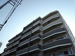 東京都墨田区文花1丁目の賃貸マンションの外観