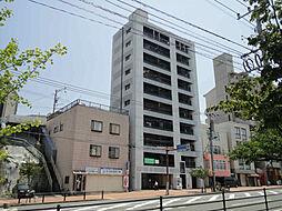 タツノ山王ビル[803号室]の外観