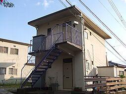 佐々木アパート[2F号室]の外観