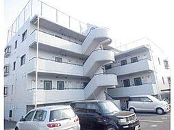 末広マンション[1階]の外観