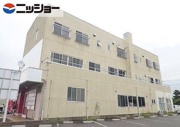 名和文ビル[3階]の外観