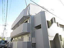 大阪府大阪市東淀川区大桐3丁目の賃貸アパートの外観