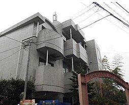 神奈川県横浜市神奈川区中丸の賃貸マンションの外観